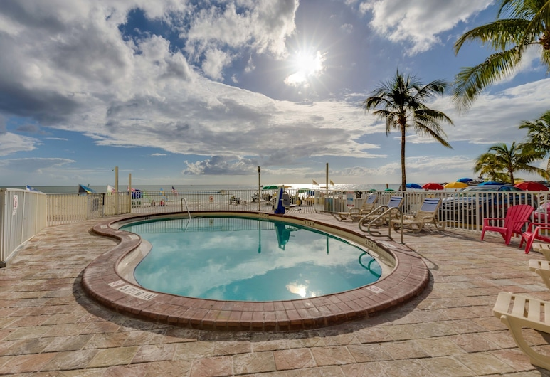 Pierview Hotel & Suites, Fort Myers Beach, Utomhuspool