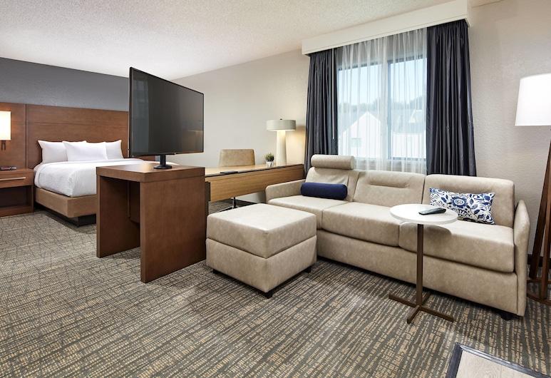 Residence Inn by Marriott Manhattan Beach, Manhattan Beach, Studio, 1 Queen Bed, Non Smoking, Guest Room