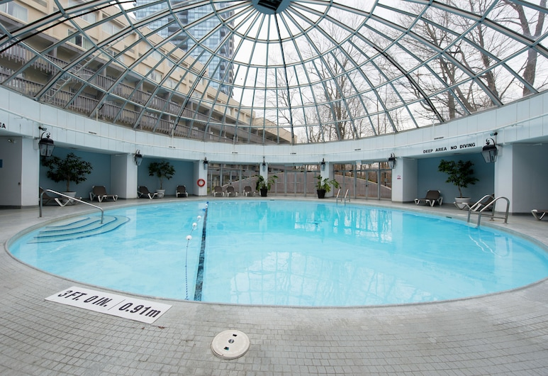 Toronto Don Valley Hotel and Suites, Toronto, Indoor Pool