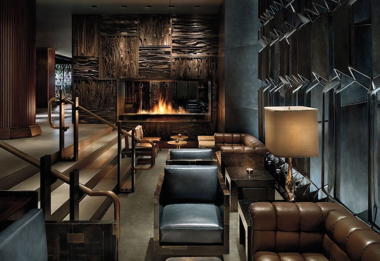 Royalton Hotel, New York, Lobby Sitting Area