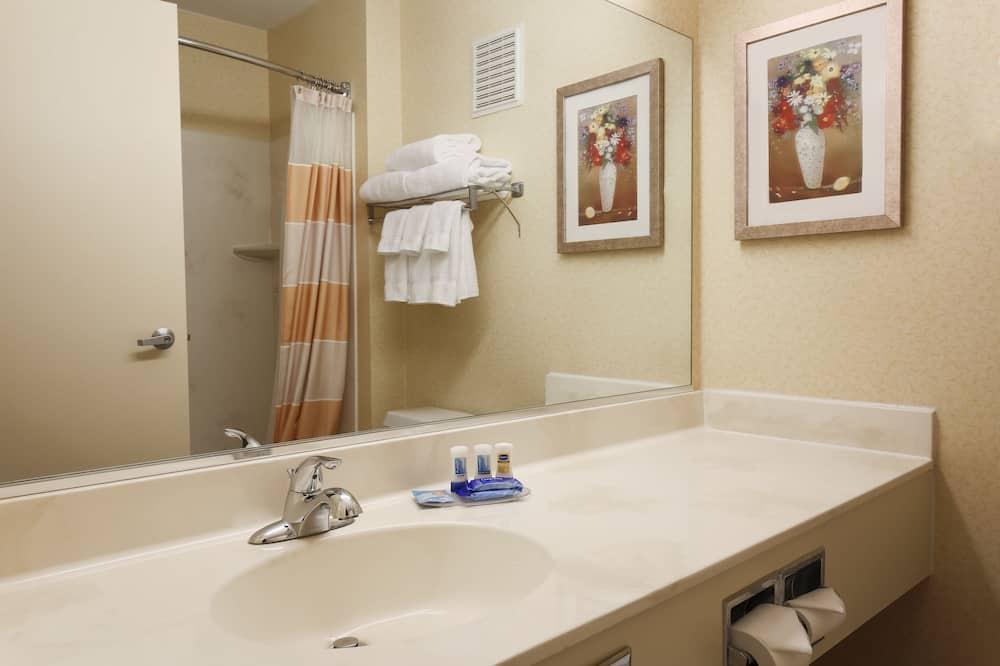 Studio Suite, 1 Tempat Tidur King, non-smoking - Kamar mandi
