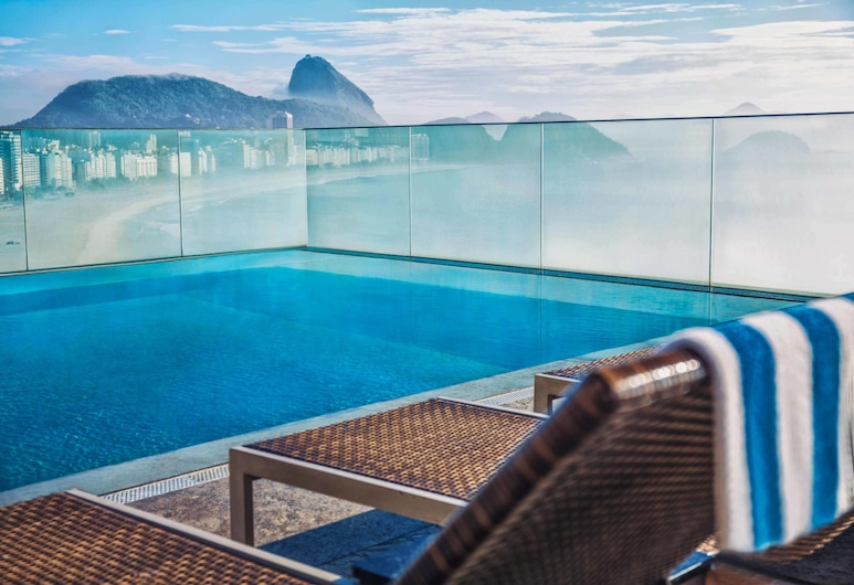 Miramar Hotel by Windsor, Rio de Janeiro, Pool