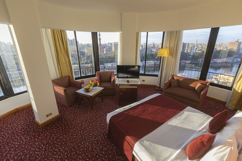 Executive Double Room, River View - Water view