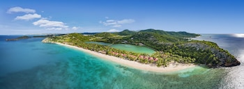 Foto van Galley Bay Resort & Spa - All-Inclusive - Adults Only in St. John's