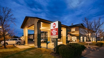 Redmond — zdjęcie hotelu Best Western Plus Rama Inn