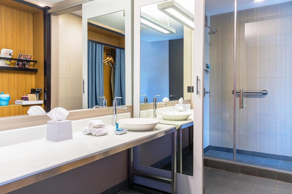 Habitación tradicional, 1 cama King size - Baño