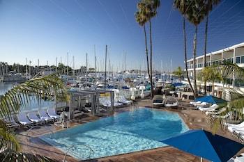 Marina del Rey — zdjęcie hotelu Marina del Rey Hotel