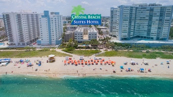 A(z) Crystal Beach Suites Oceanfront Hotel hotel fényképe itt: Miami Beach