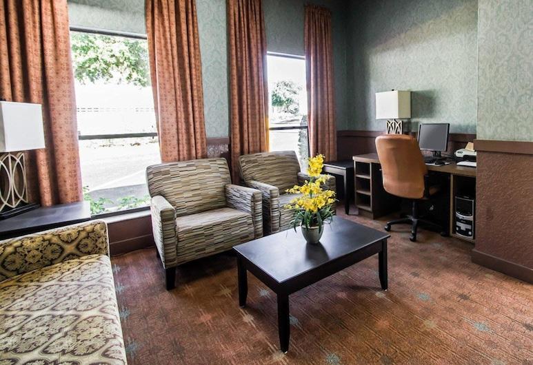 Quality Inn near Blue Spring, Orange City, Predvorje