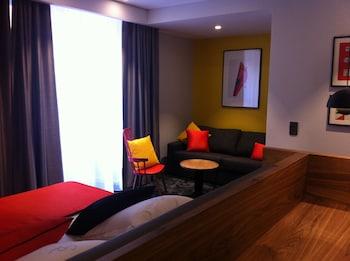 ภาพ Hostellerie du Chapeau Rouge ใน ดีชง