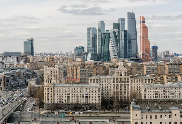 AZIMUT Hotel Smolenskaya Moscow, Moscow, Apartment, City View, Executive Level, City View