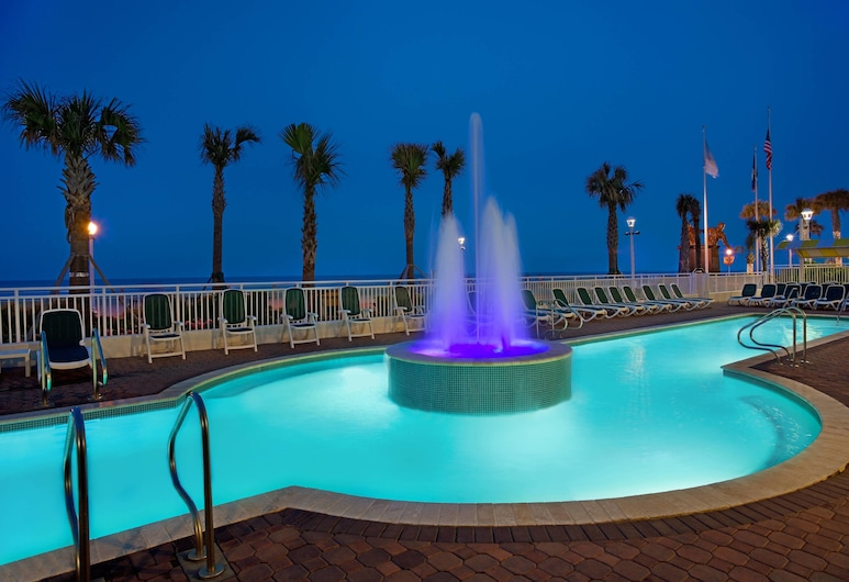 Sheraton Virginia Beach Oceanfront Hotel, Virginia Beach, Outdoor Pool