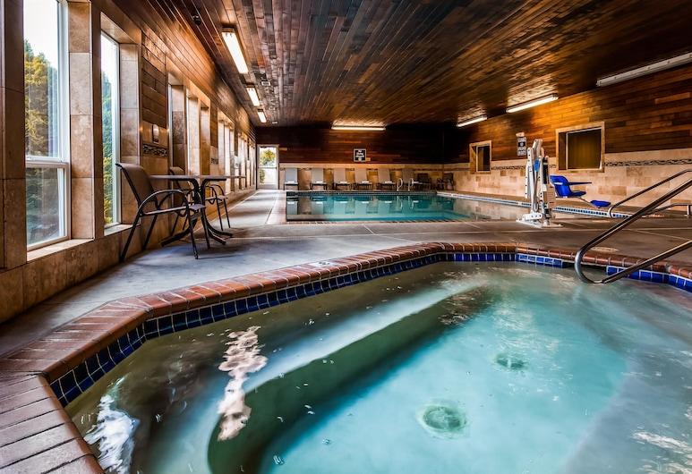 Best Western Plus Landmark Inn, Lincoln City, Kolam