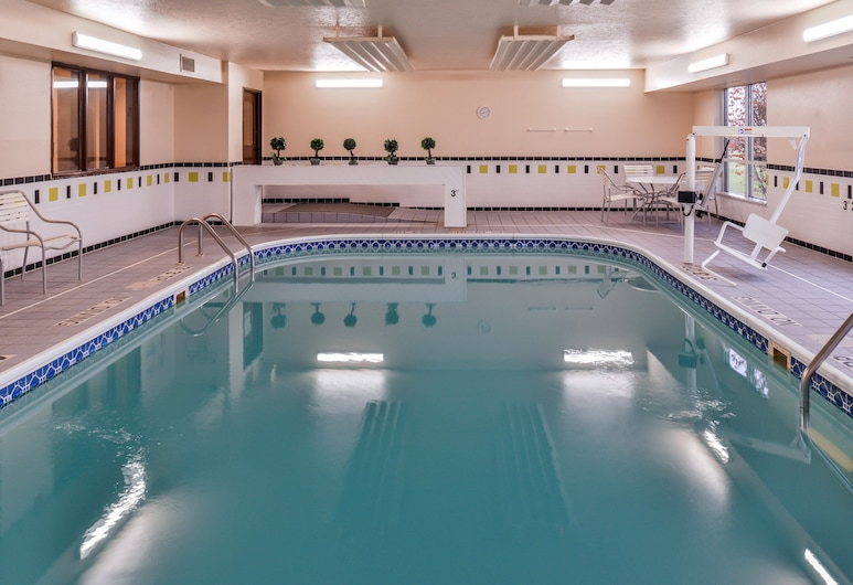 Red Roof Inn & Suites Danville, IL, Danville, Pool