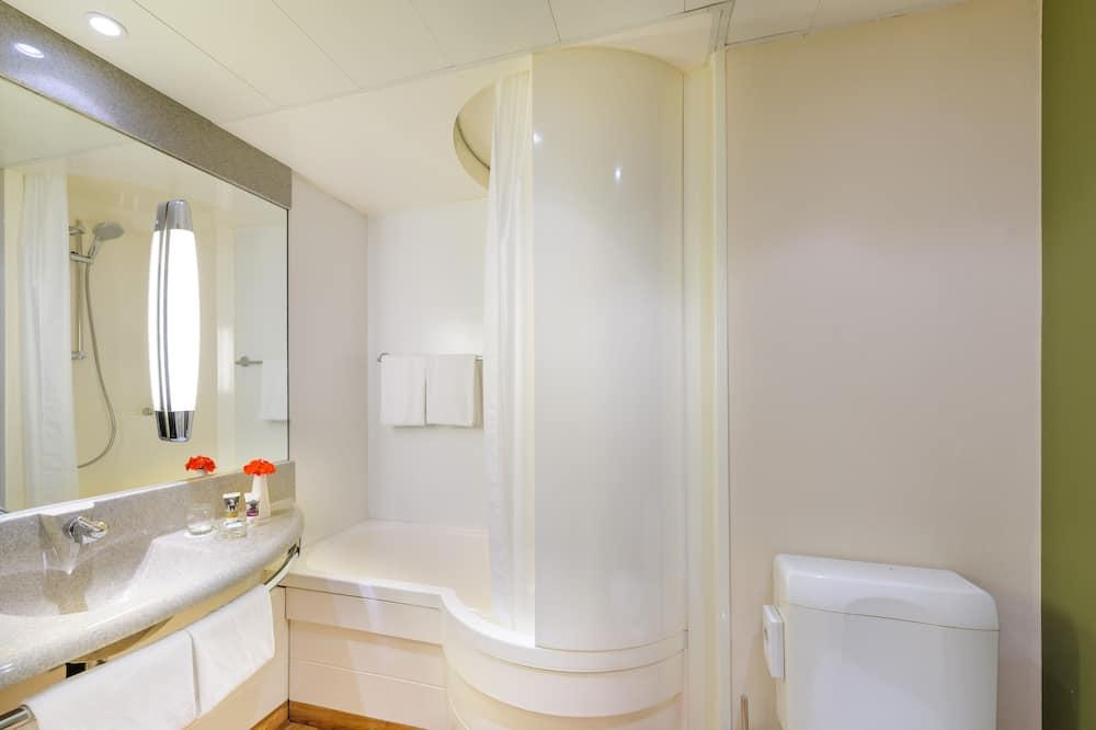 標準客房, 2 張單人床 - 浴室