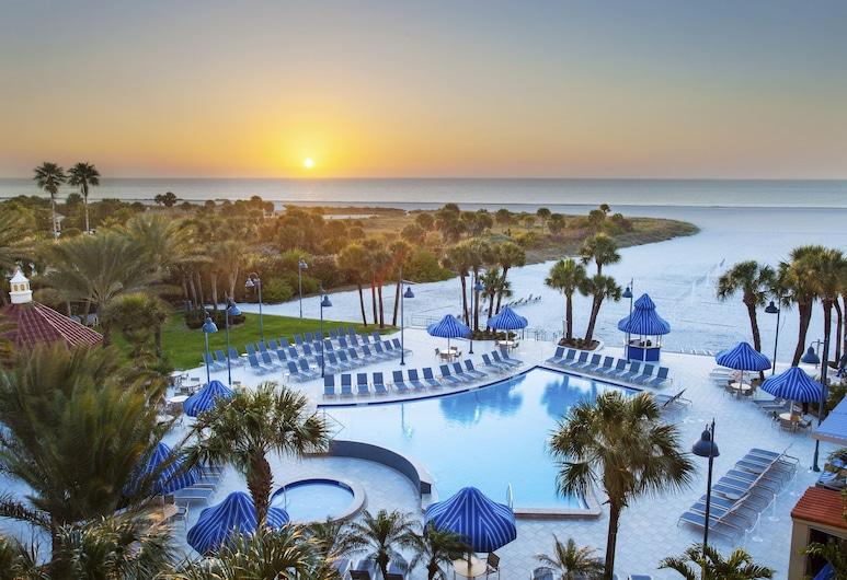 Sheraton Sand Key Resort, Pláž Clearwater