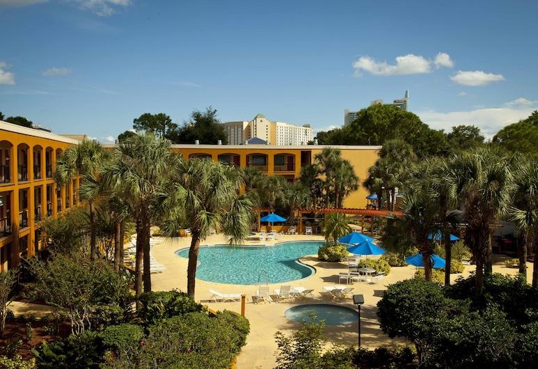 Quality Suites, Orlando, Outdoor Pool