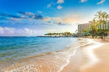 Bild vom Caribe Hilton in San Juan
