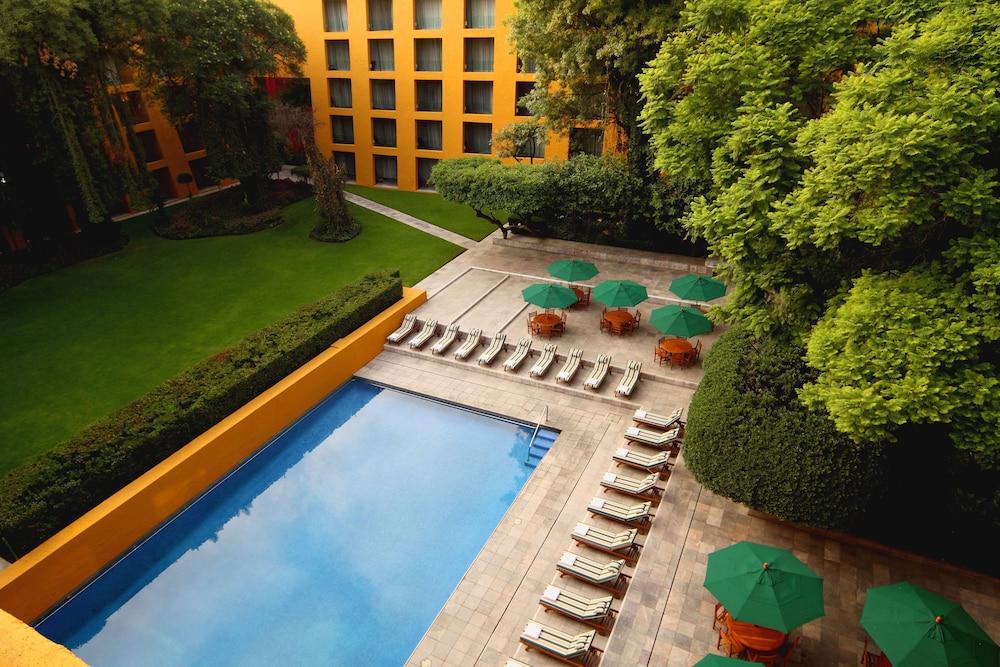 Camino Real Polanco Mexico City Pool