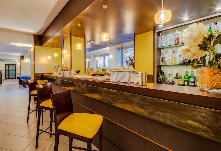 Best Western City Hotel, Bologna, Bar dell'hotel