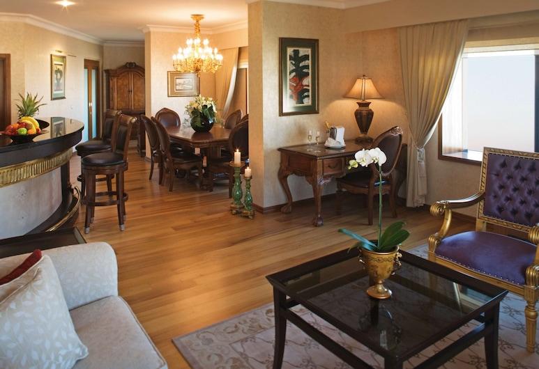 Mövenpick Hotel Izmir, Σμύρνη, Δωμάτιο επισκεπτών