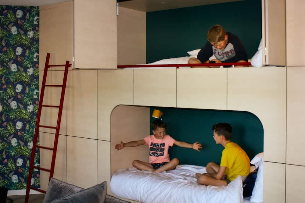 Deluxe suite - Themakamer voor kinderen