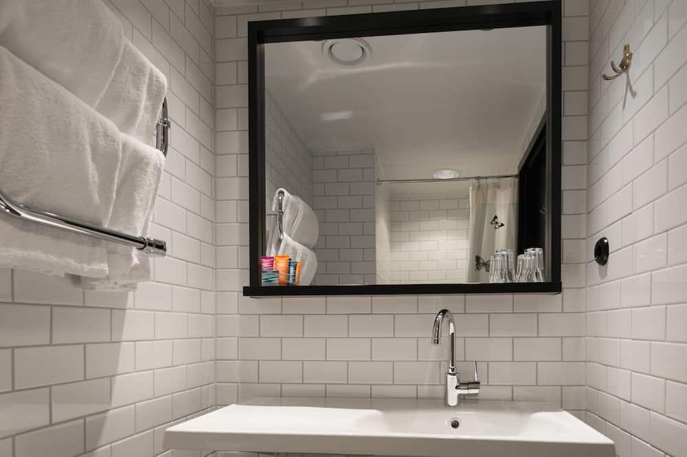 Mini Double Room - 浴室