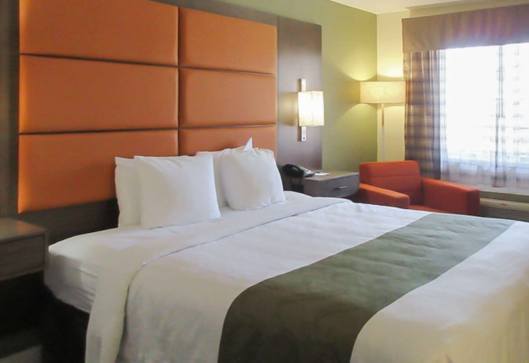 Quality Inn Salinas, Salinas, Room, 1 King Bed, Accessible, Non Smoking, Guest Room