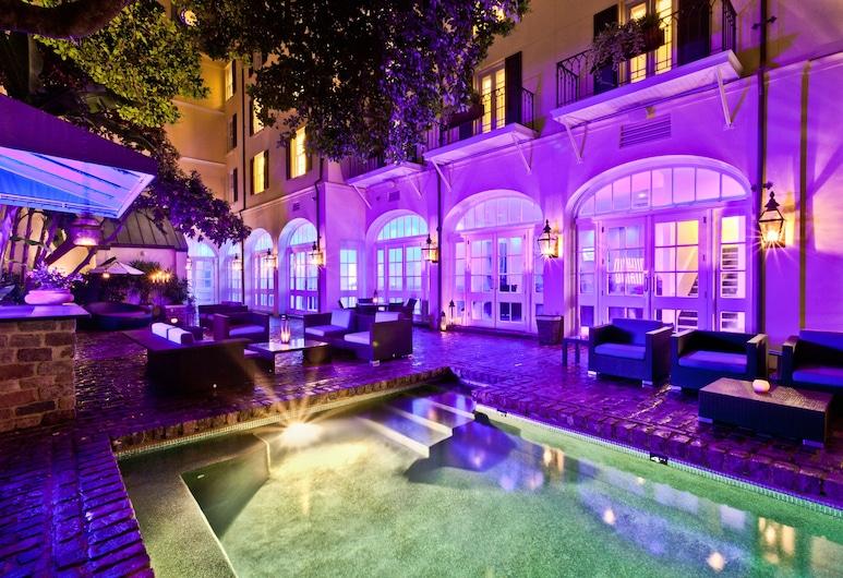 馬萊酒店, 新奥爾良, 室外泳池