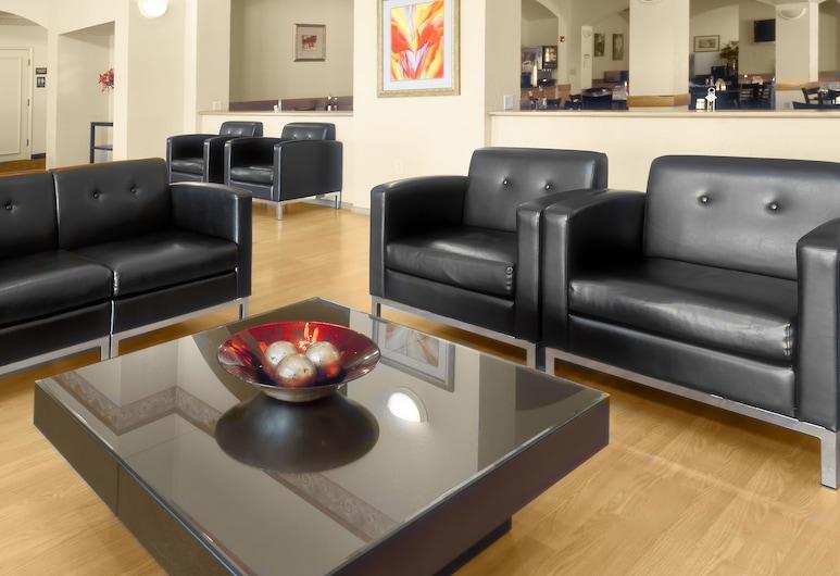 Pan American Inn & Suites, Albuquerque, Lobby Sitting Area