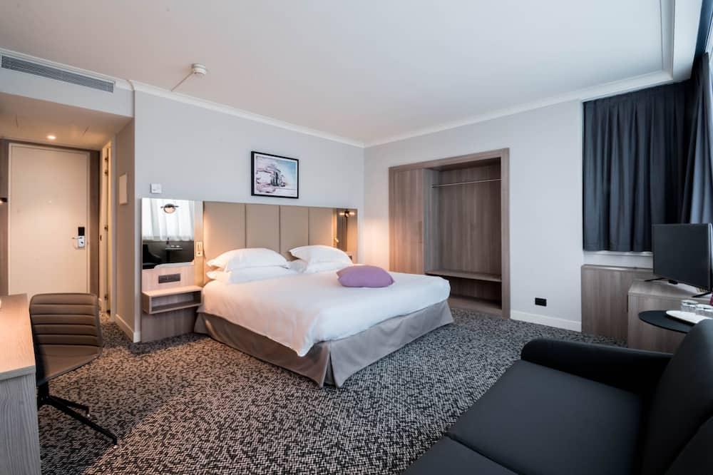 Habitación, 1 cama doble con sofá cama, para no fumadores - Habitación