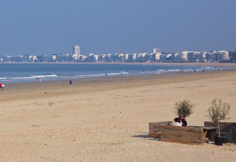 拉波勒波尔尼谢海滩宜必思酒店, 波尼歇, 海滩