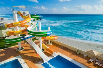 Foto van Crown Paradise Club Cancun All Inclusive in Cancún