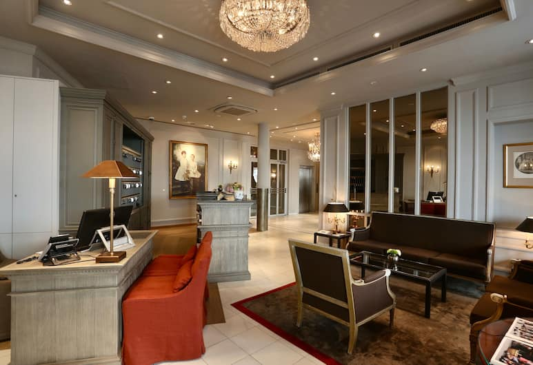 Hotel München Palace, Monaco di Baviera, Reception
