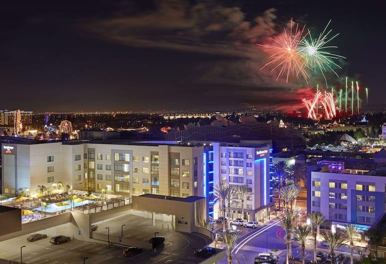 Residence Inn by Marriott at Anaheim Resort/Convention Cntr, Anaheim, Skats uz apkārtni
