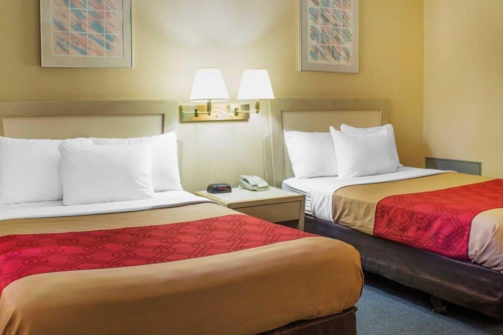 Standartinio tipo dvivietis kambarys, 2 standartinės dvigulės lovos, Rūkantiesiems - Svečių kambarys