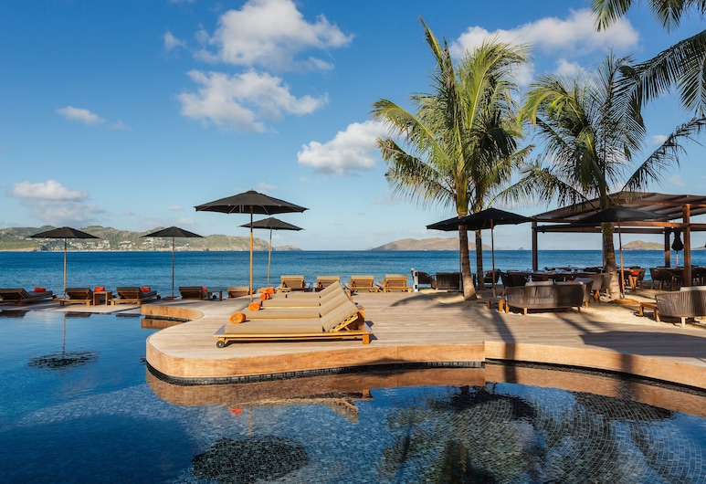 Christopher Hotel, St. Barthelemy, Terrace/Patio