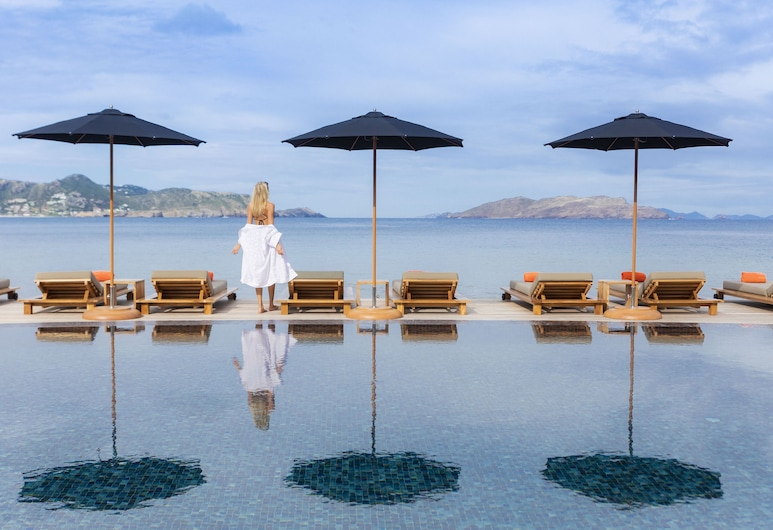 Christopher Hotel, St. Barthelemy, Pool