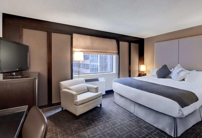 Arc The Hotel, Ottawa, Habitación de lujo, 1 cama King size, Habitación