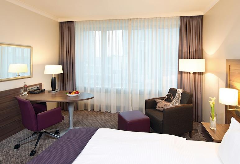 Leonardo Royal Hotel Düsseldorf Königsallee, Düsseldorf, Herbergi