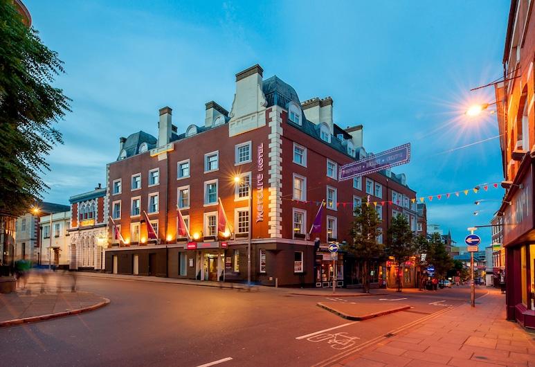 Mercure Nottingham City Centre George Hotel, Nottingham, Hotel Front – Evening/Night