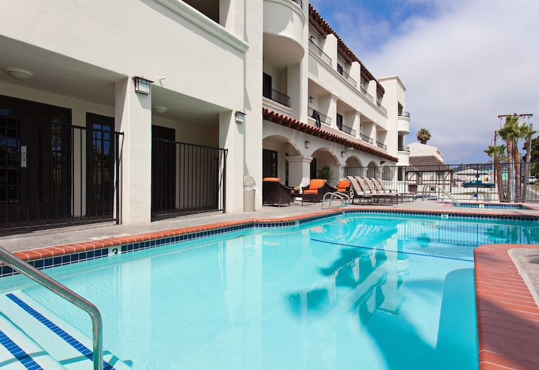 Hampton Inn & Suites San Clemente, San Clemente, Piscina Exterior