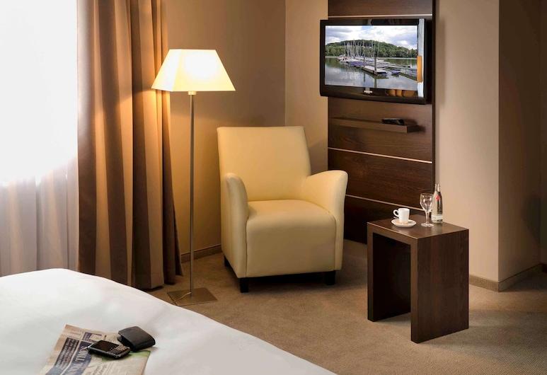 Mercure Hotel Hagen, Hagen, Superior szoba, 1 kétszemélyes ágy, Vendégszoba
