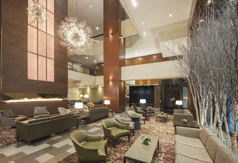 渥太華威斯汀酒店, 渥太華, 酒店內