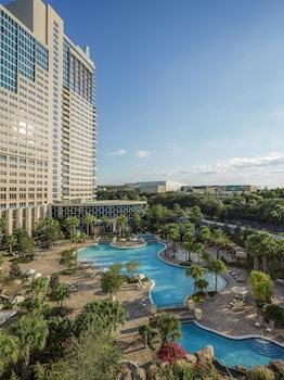 Vyberte si hotel ve městě Orlando nabízející: s bazénem