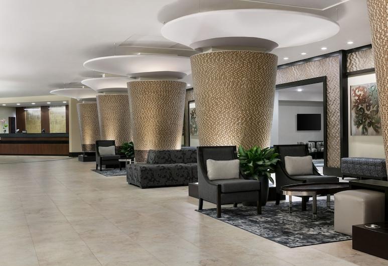 Hilton Orlando/Altamonte Springs, Altamonte Springs, Sitzecke in der Lobby