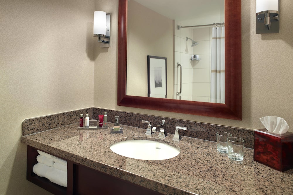 ห้องพัก, เตียงคิงไซส์ 1 เตียง, ปลอดบุหรี่ - ห้องน้ำ