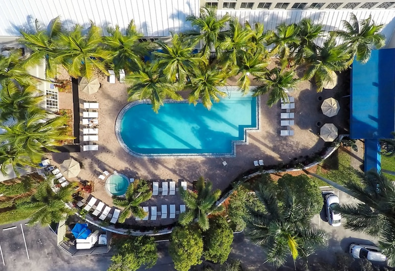 Doubletree by Hilton Hotel Deerfield Beach - Boca Raton, Deerfield Beach, Soba, 1 king size krevet, pristup za osobe s invalidnošću, za nepušače (Hearing Impaired), Soba za goste