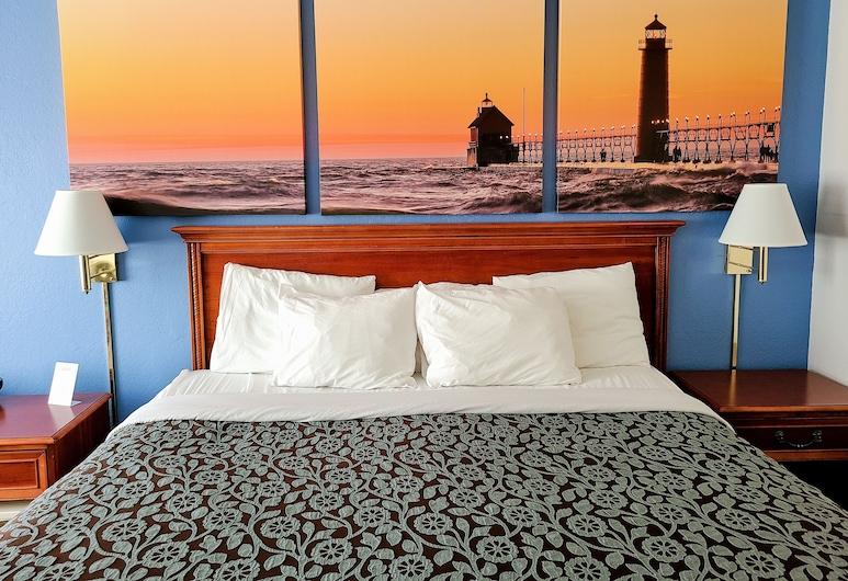 Days Inn by Wyndham Holland, Χόλαντ, Standard Δωμάτιο, 1 King Κρεβάτι, Δωμάτιο επισκεπτών