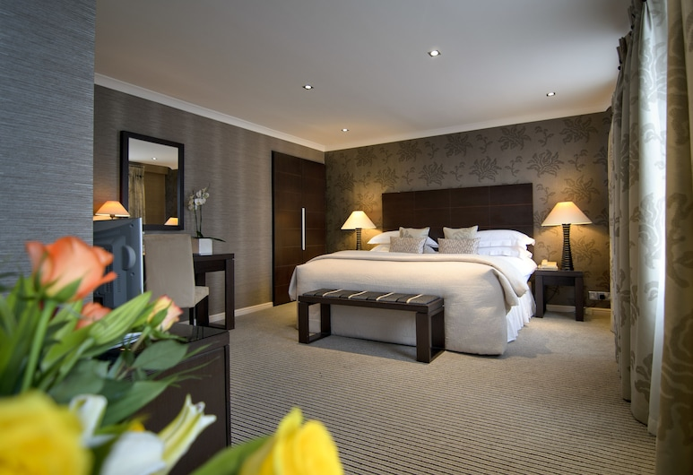 Beaufort Hotel, London, Deluxe Double or Twin Room, Guest Room